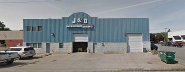 J & D Machine & Gear Inc building