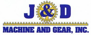 J & D Machine and Gear Contact us
